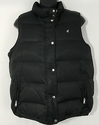 Old Navy Maternity Puffer Vest Black size Small in great condition! Ships Free
