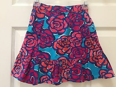 Lilly Pulitzer Girls Skirt Size 6-7