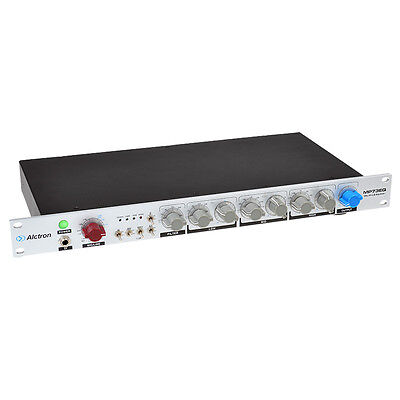 Alctron high-end Microphone Preamplifier Preamp and Mic Equalizer MP73EQ