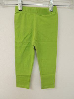 Red Wagon Baby Size 3T Toddler Girls green  Legging Pants NEW