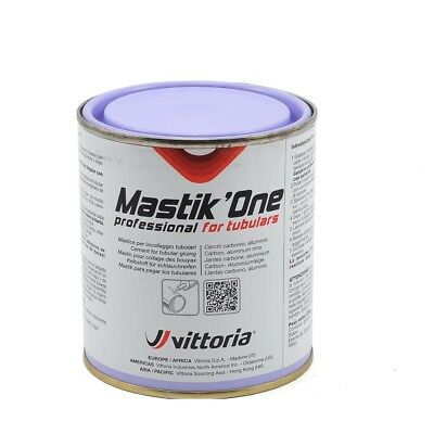 Vittoria Mastik' One Professional Tubular Tyre Rim Cement Glue 250g Can
