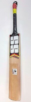 SS Sangakara Kashmiri Willow Cricket Bat (Indoor) + AU Stock, Free Ship & Extras