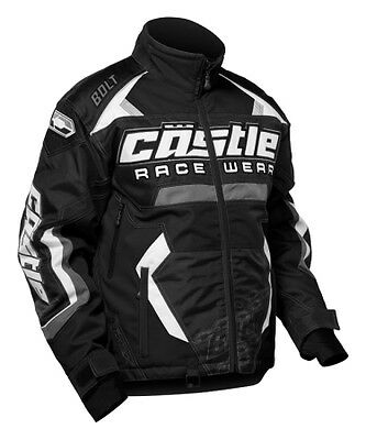 Castle X Bolt G3 Snowmobile Jacket All Colors All Sizes