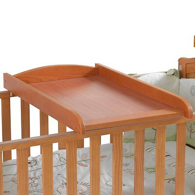 Universal Cot Top Baby Changer, Baby Dresser Table - Antique