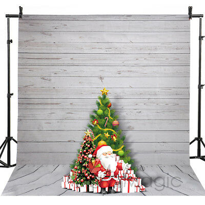 Photography Backdrop Photo Props Studio Background Wall Wood Floor 3x5ft Local