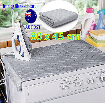 Ironing Mat Compact Portable Ironing Board Travel Dryer Washer Iron Anywhere MN