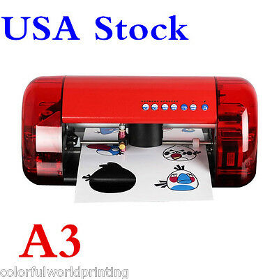 US Stock-A3 Size CUTOK Vinyl Cutter and Plotter with Contour Cut Function