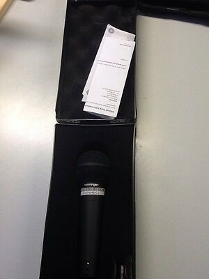 Ultra Voice Xm8500 Microphone