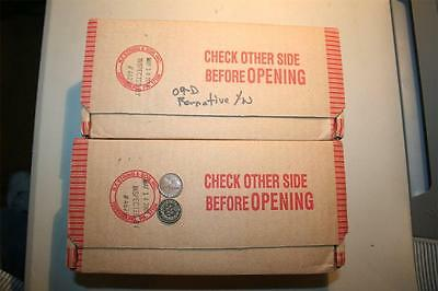 L-35 Two Boxes 2009-D Formative Years $50 Lincoln Cent + 1909 Cent + 1863 Indian
