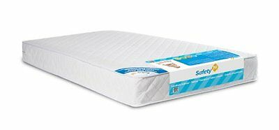 Safety 1st Transitions Baby and Toddler Mattress, White