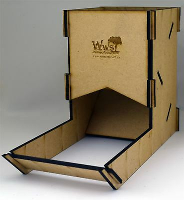 WWS WarGaming Board Game Dice Tower