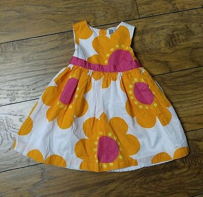 Infant Girls Sleeveless Floral Dress by CARTER'S ~~ Size 18 Months