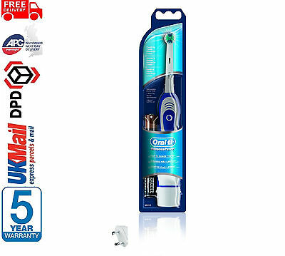 NEW Braun Oral B Advance Battery Powered Electric Travel Toothbrush - DB4010
