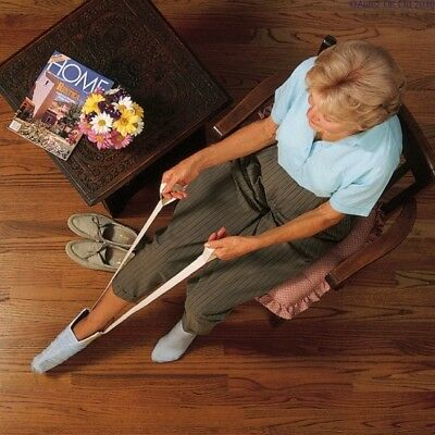 Able2 Easy-Pull Premium Sock Aid - Ideal for Hip Replacement
