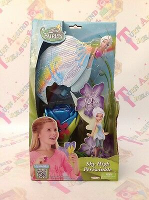 Disney Fairies Sky High Flying Fairy Periwinkle Tinkerbell BNIB More Available!!