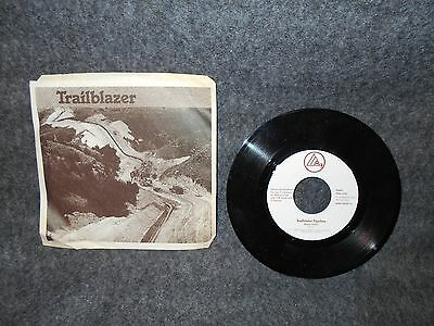 """Vintage 1982 Trailblazer Pipeline Promotional Record """"tribute"""" Song*natural Gas"""