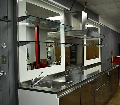 Ciam Stainless Steel Back Bar: Excellent Condition by Authorized Seller