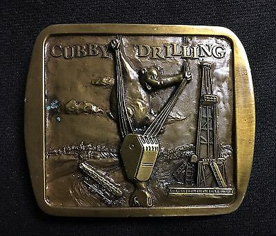 Limited edition belt buckle