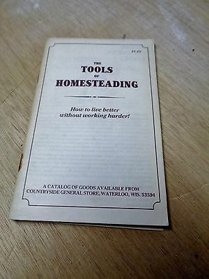 Vintage Countryside General Store, Waterloo, Wis.--Tools of Homesteading catalog