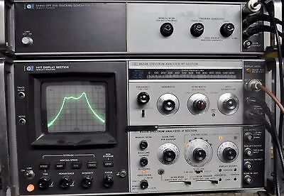 HP Agilent 8444A Opt 059 Tracking Generator .5-1500 MHz