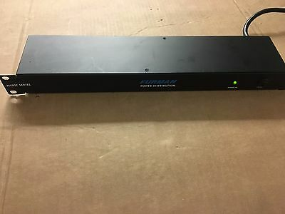 Furman M-10 Merit Series Audio Power Distribution Conditioner 15A 10-Outlet Pdu