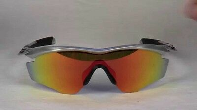 Fit&See Polarized Red Replacement Lenses for Oakley M2 Frame