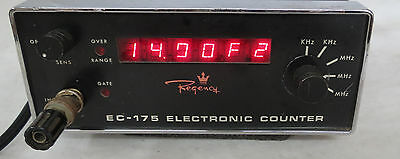 Regency Ec-175 Frequency Counter