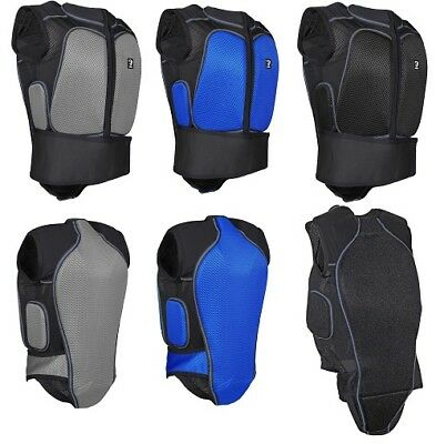 Horka Back-Protector Black, Grey, Royal Blue, XXS-XL