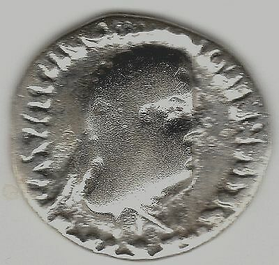 Rare Ancient Silver Coin, Drachma Viceroy Peithon Conquests Of Alexander / Great