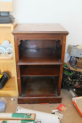 Antique Mahogany Cabinet, Bookshelf, Bedside Table, Telephone Table