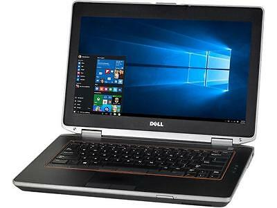 "DELL E6430 14.0"" Grade B Laptop Intel Core i5 3rd Gen 3210M (2.50 GHz) 250 GB HD"