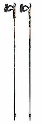 LEKI SUPREME SHARK Bastoncini Nordic Walking Poles coppia regolabile 6342622