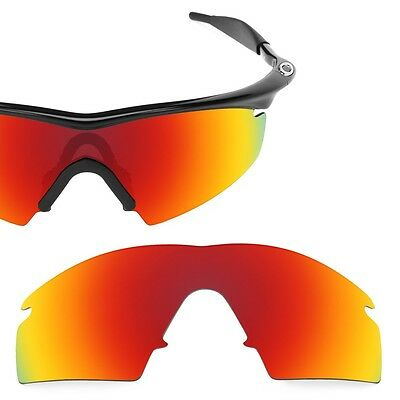 Sure Polarized Red Replacement Lenses for Oakley M Frame Strike