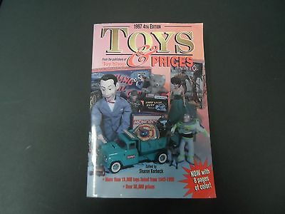 4th Edition Toys and Prices-1997.