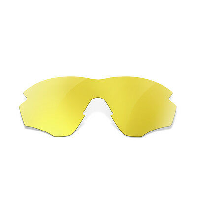 Fit&See Polarized Yellow Replacement Lenses for Oakley M2 Frame