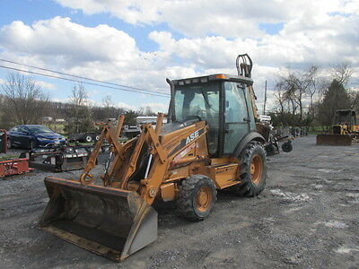 2008 Case 580SM Series 3 Tractor Loader Backhoe w/ Cab. Coming in Soon!