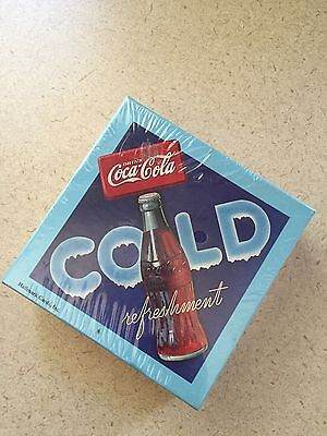 1983 Springbok COCA-COLA You're So Cool Mini Jigsaw Puzzle NEW FACTORY SEALED
