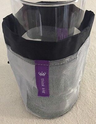 Think King Soft Cup/Drink Bottle Holder for Pram/Stroller/Buggy Scooter Walker