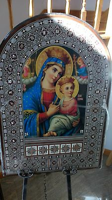 St. Mary icons, Catholic , Russian - Coptic Orthodox Gifts