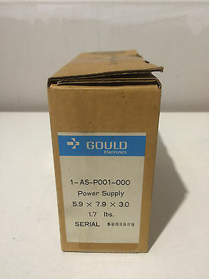 NIB Gould Modicon AS-P001-000 Power Supply