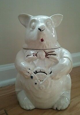 VINTAGE SCALE COOKIE Jar Walmart With Box Bico China Weight