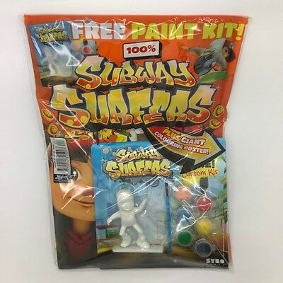 Subway Surfers Magazine Issue 2 - Rare - Brand New & Sealed