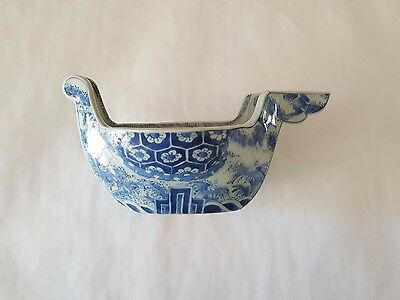 Antique Korean Or Chinese Blue And White Porcelain?