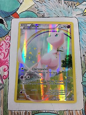 Pokemon TCG Mew Holo XY110 Promo Card MINT!!!