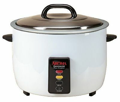 Commercial Rice Cooker Pot Heavy Duty Aroma 60 Cup Restaurant Cuisine Kitchen