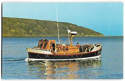 "Vintage Postcard.  Filey Lifeboat ""Robert & Dorothy Hardcastle.""   Ref:73379"