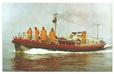 "Vintage Postcard.  ""The Greater London"" Southend on sea.Lifeboat.  Ref:73378"