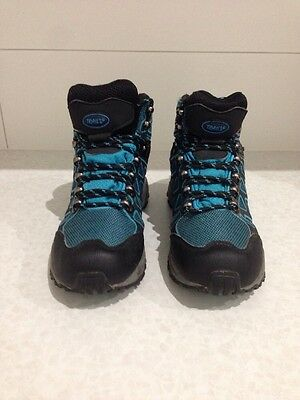 Trail Hiking Boots, Size UK 5