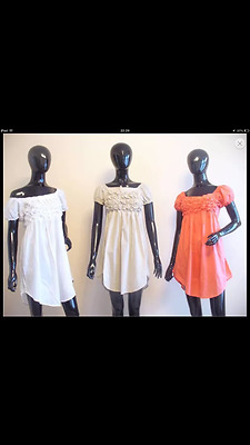 Wholesale Retail Joblot 24 Ladies Summer Dresses Tunics Kaftans Tops, Brand New