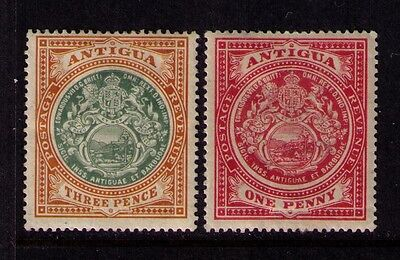 Antigua Stamps Sc#25;32 Mh Og Cat.$22